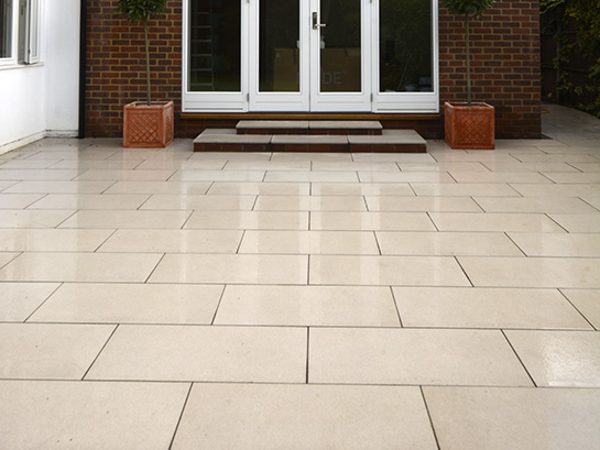 Porcelain Garden Patio Paving Kent