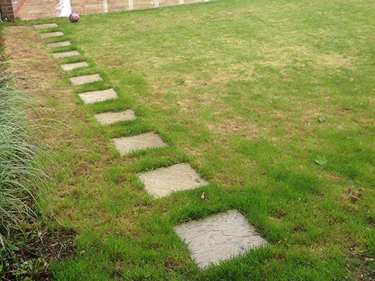 Project 7 garden patio landscaping transformation for Garden design jobs essex