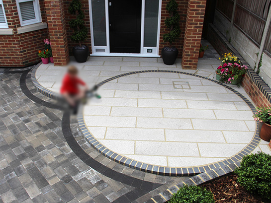 Project 8 Driveway Paving Transformation Kent