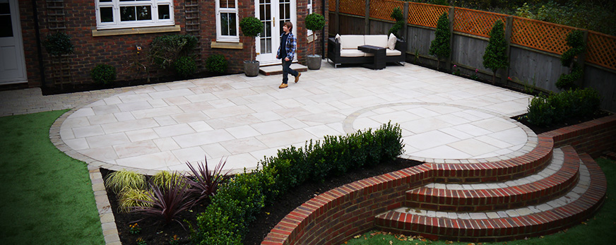 ... You Should Treat Your Garden Patio As An Extension Of Your Home ...